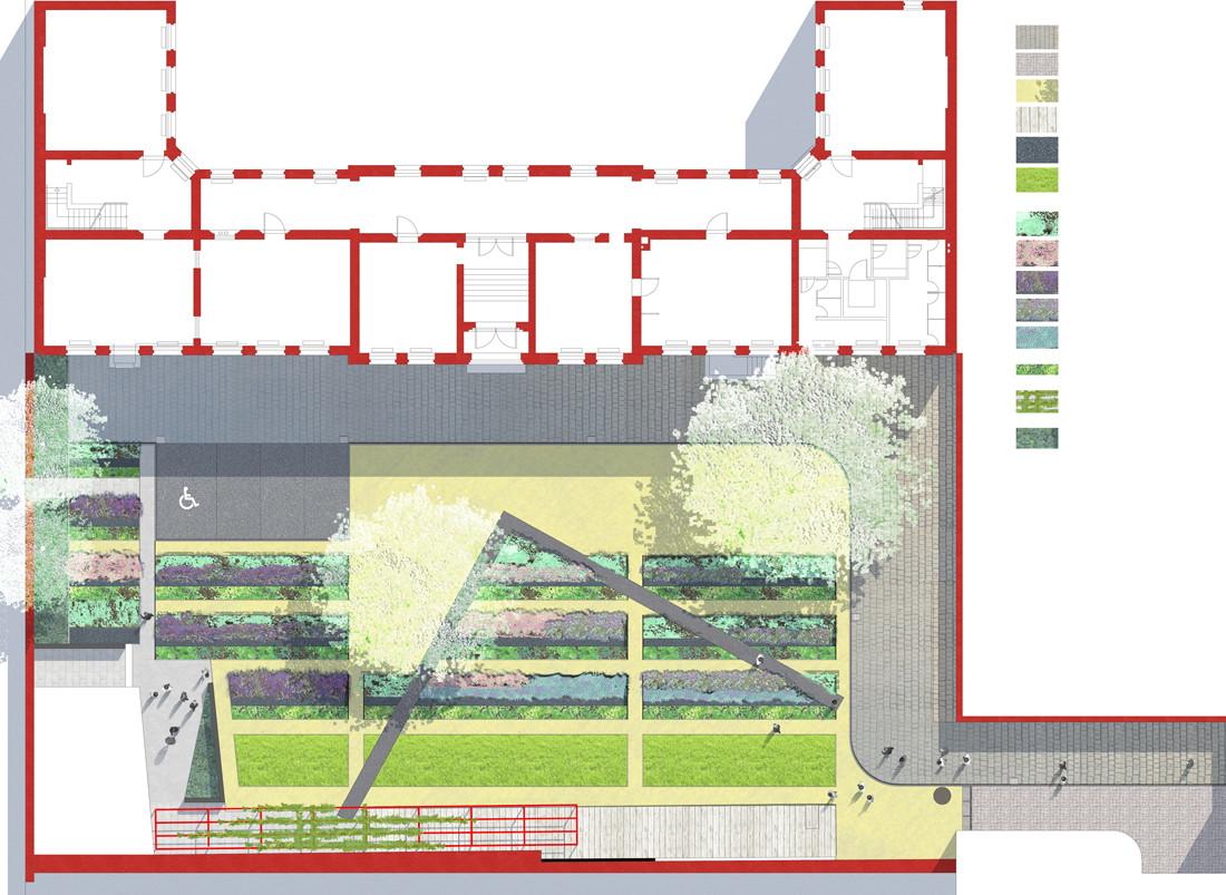 Kulturgarten-plan