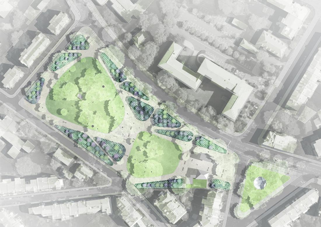 Baumschulwäldchen-Bonn-Lageplan